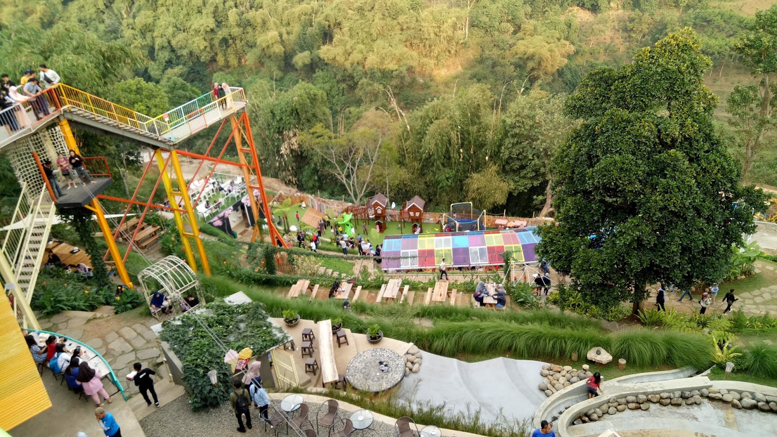 Wisata Bandung Yang Bikin Gagal Move On Jelajah Bahagia