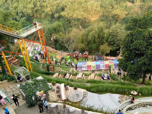 Wisata Bandung Yang Bikin Gagal Move On