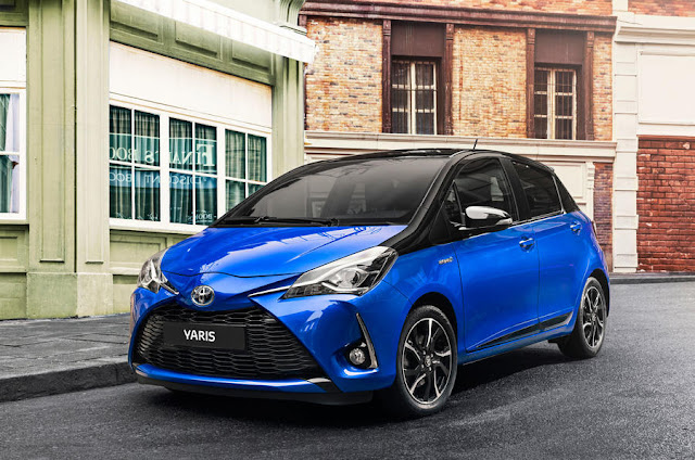 Toyota Yaris Otomatik 2017
