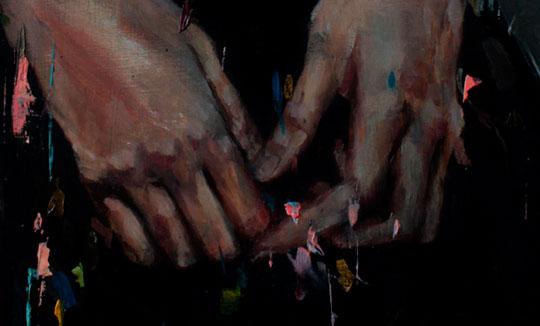 Ilustración, Hands de Javier Casas aka Moscko