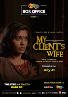 My Client's Wife (2020) Full Movie Hindi 720p HDRip Free Download