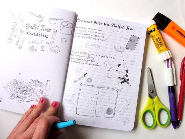 """Test du carnet """"Bullet time"""" cuisine aux Editions du Chêne. Par Lili LaRochelle"""