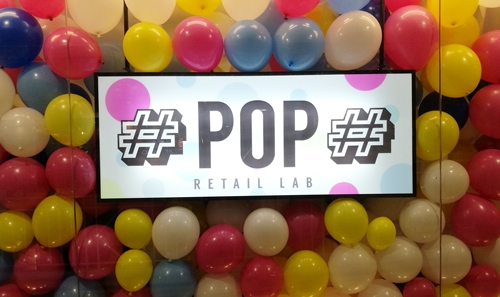 Pop up Retail Lab
