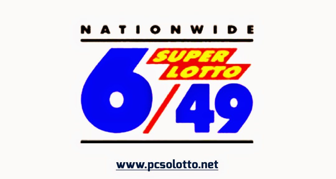 PCSO Super Lotto 6/49 Result