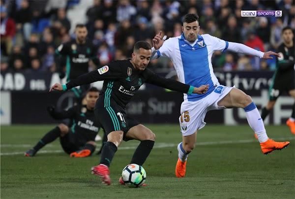 El derbi madrileño entre Real Madrid y Leganés, en exclusiva, en beIN LaLiga