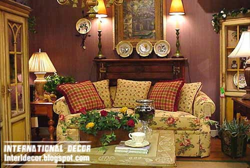 1000 images about country style decor on pinterest - Decorating living room country style ...