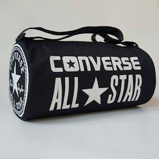 Tas Duffle Bag Converse Hitam Harga Terjangkau