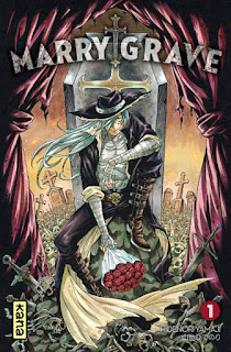 Marry Grave tome 1aux éditions Kana