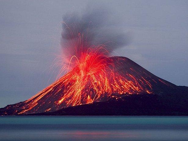 Kumpulan Cerita Daerah Legenda Gunung Krakatau