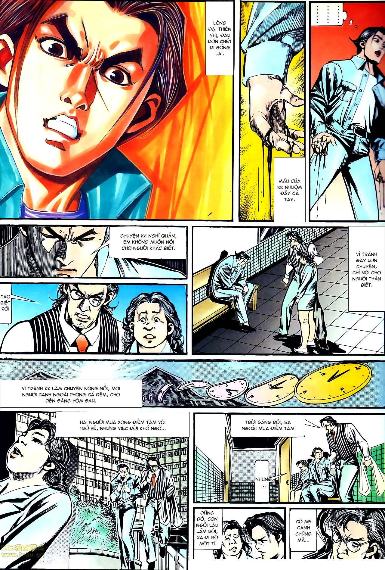 Người Trong Giang Hồ chapter 148: em đã gả cho anh trang 9