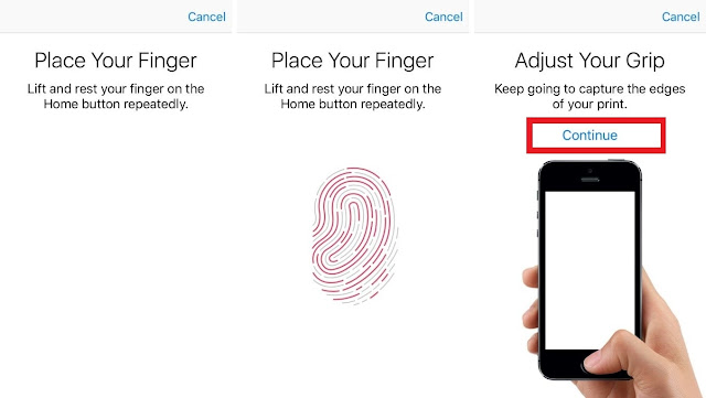 Having multiple fingers Touch ID can be helpful for a number of scenarios.However you can add up to five of your fingers print you like so they can be used with Touch ID for any purpose.