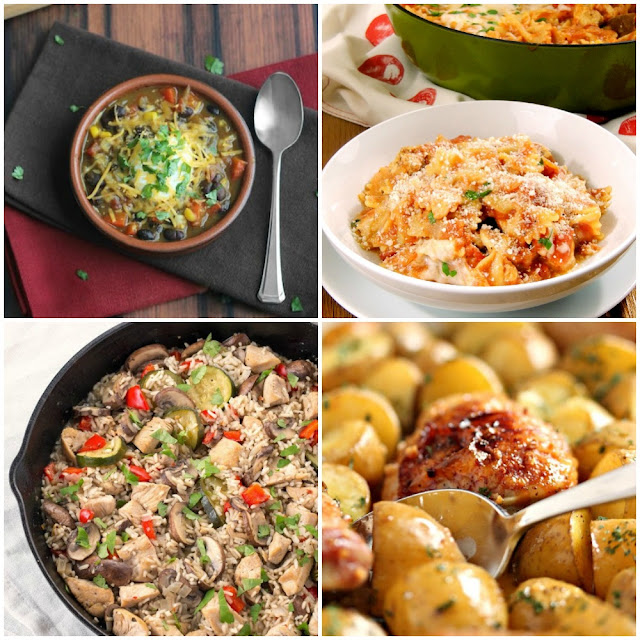 20 Wonderful One-Pot Meals from www.bobbiskozykitchen.com