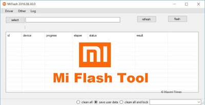 Flash Xiaomi Redmi Note 5a dengan Mudah