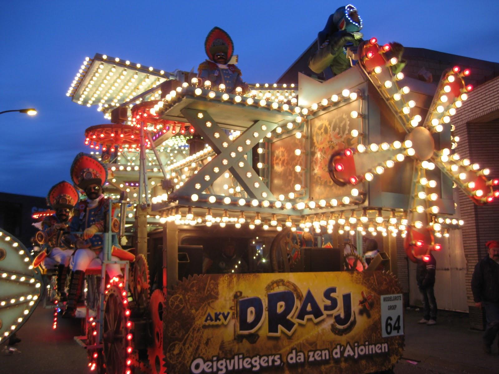 Carnaval Aalst foto- en videoblog: Provenciale subsidie