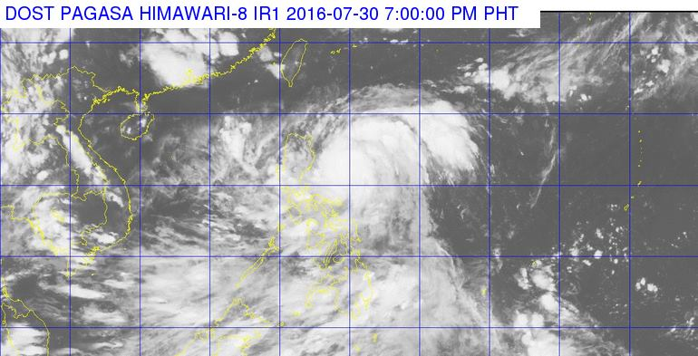 'Bagyong Carina' Update: Signal No. 2 up in 2 areas