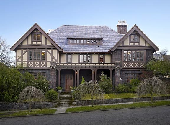 Love Design 21st Century Revival Tudor Style Homes