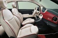 Fiat 500C Sessantesimo (2017) Interior