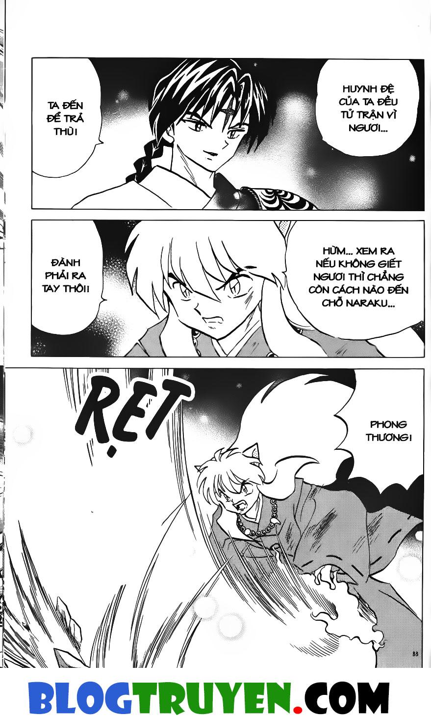 Inuyasha vol 28.5 trang 4