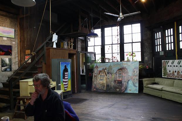 Nw Indiana And Paul Henry' Art - Hammond