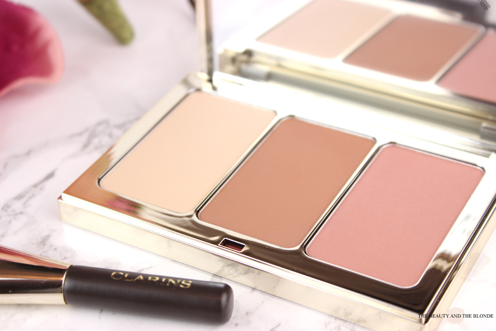 Clarins Contouring Perfections Collections Palette Contour Visage Review Swatches