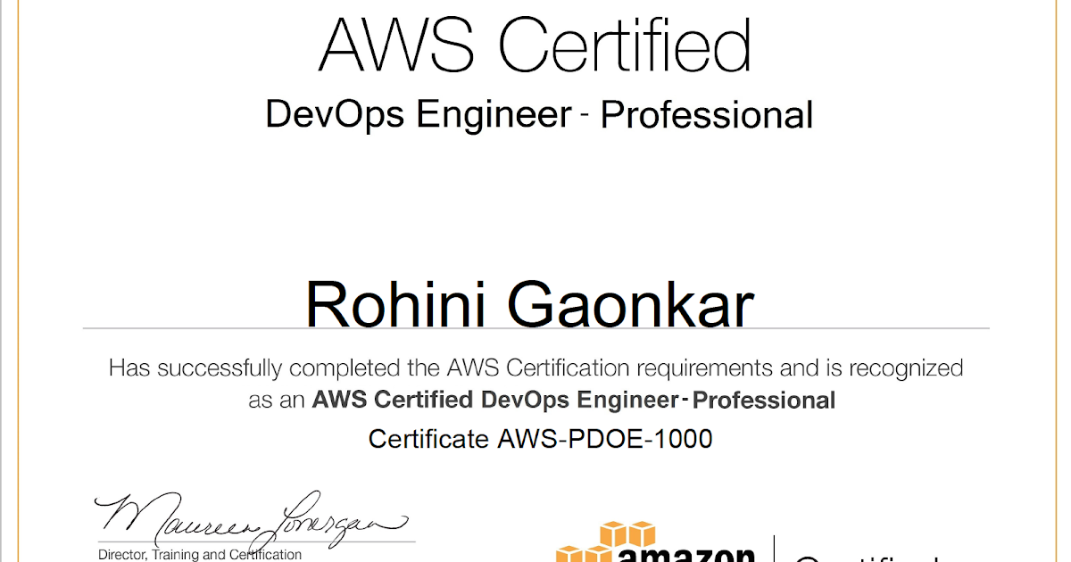 Thecrystalclouds My Experience Passing Aws Devops Engineer