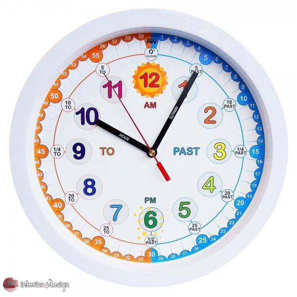 Wall Clocks For Kids Rooms 6