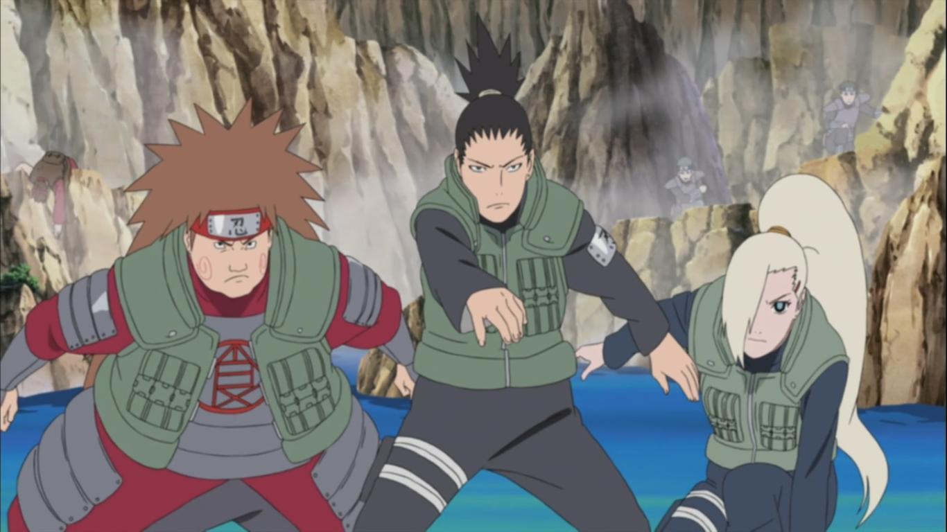 Daftar Tokoh Dan Karakter Manga Anime Naruto Infoakurat Com