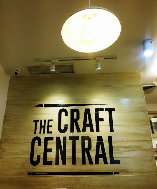 The Craft Central #nowcraftingatGreenbelt - a hub of creativity