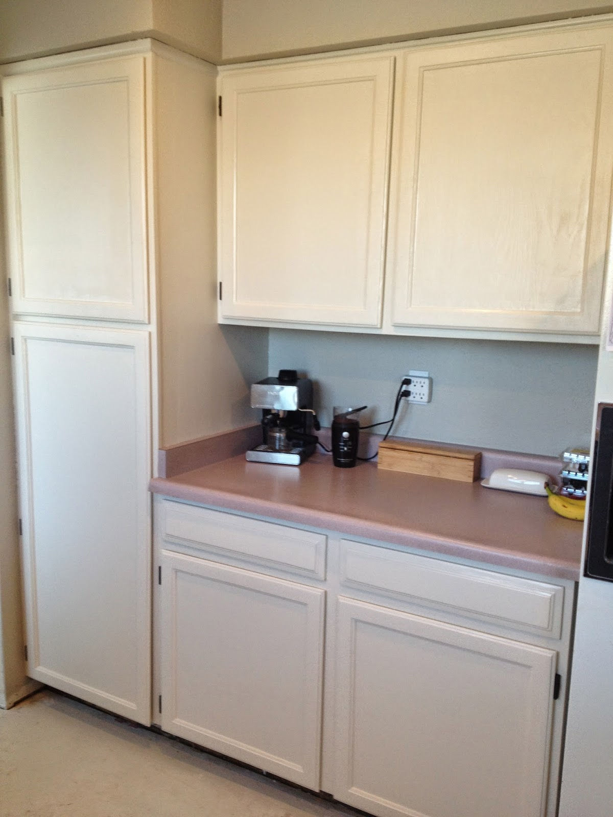 Painted New 120 Kitchen Cabinet Makeover