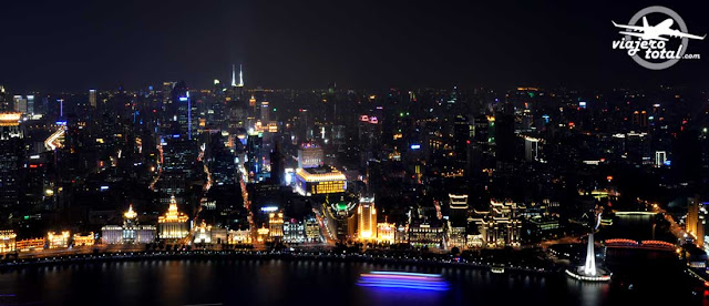 China - Shanghai - Rascacielos - Skyscraper - The Bund