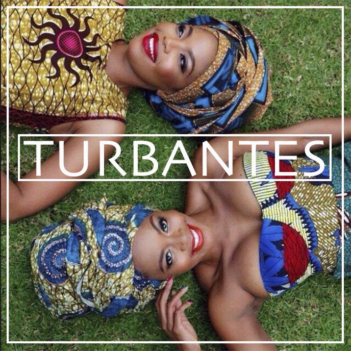 Capa da postagem:  21 inspirações de como usar turbantes