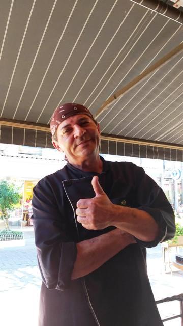 Chef Tony Batista do Noi