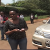 Chaos As Jilted Wife Storms Ex-Husband's Wedding With Their Kids In Kenya - Photos, Video