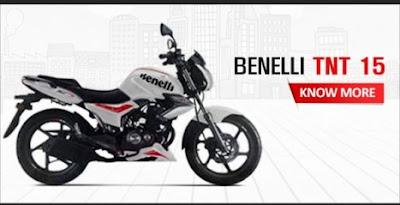 2016 Benelli TNT 15 images