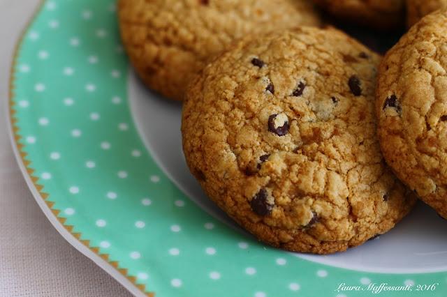 ricetta biscotti vegani cioccolato