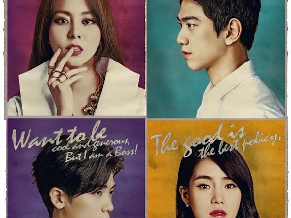 📺 Korean Tv Series Review: High Society (상류사회)