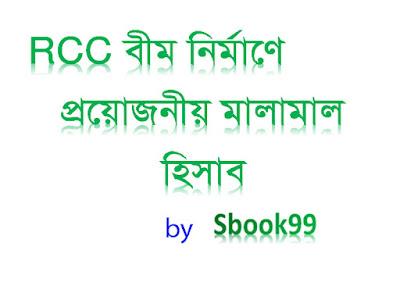 Calculation-of-Goods-Constructing-RCC-Beam