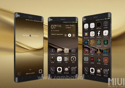Tema Xiaom Tembus Pandangi Lux (Huawei Honor Theme) MIUI 8