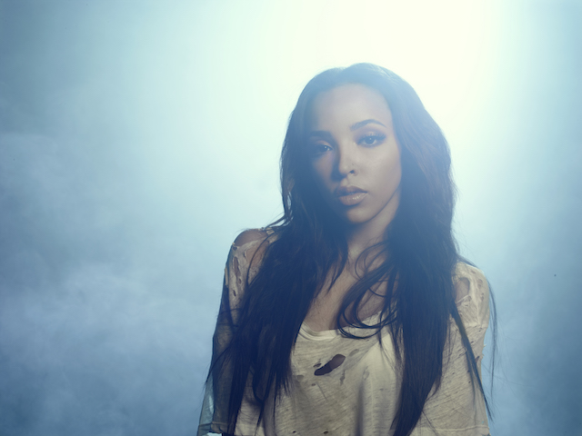 Tinashe, America's up-and-coming R&B/Pop singer