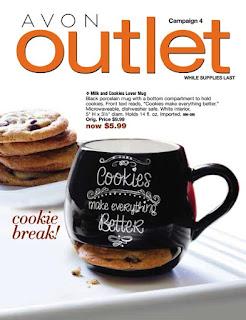 Avon Outlet Campaign 4 1/21/17 - 2/3/17