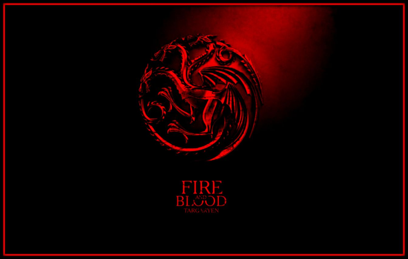 Game Of Thrones Wallpapers Fire And Blood Wallpapers Style
