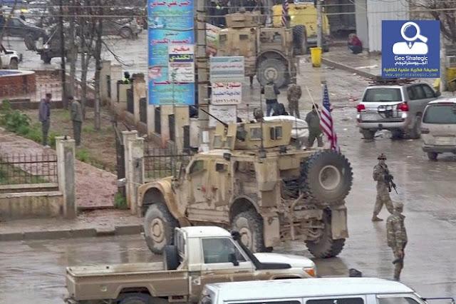 """حلفاء أمريكا """" الكرد """" يحررون آخر قريتين من الداعش في سوريا"""