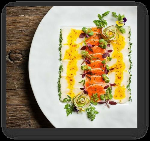 CHEF Q: Food Presentation - Plating Techniques