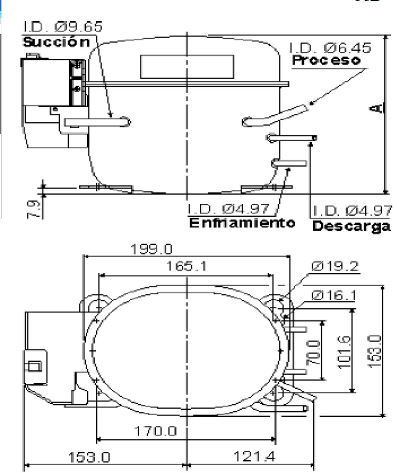 conexi u00d3n de un compresor