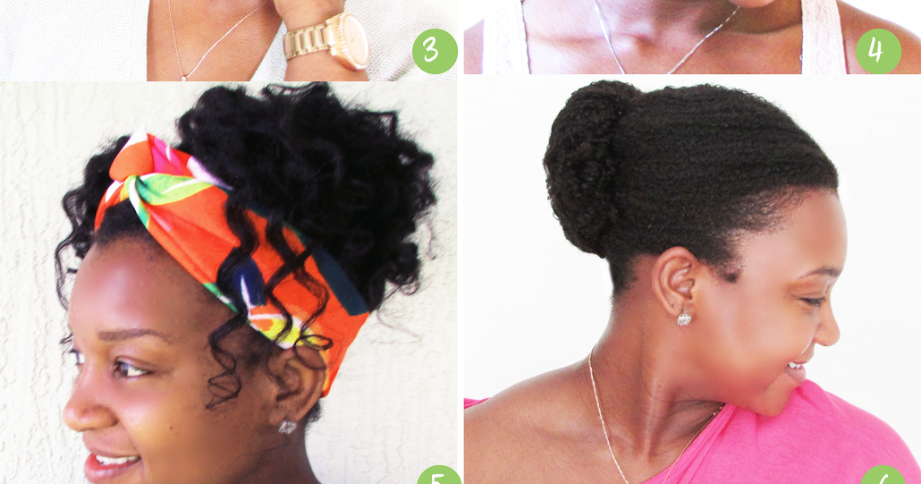 SavingOurStrands | Celebrating Our Natural Kinks Curls & Coils: 10 Cute Vacation Hairstyles For ...