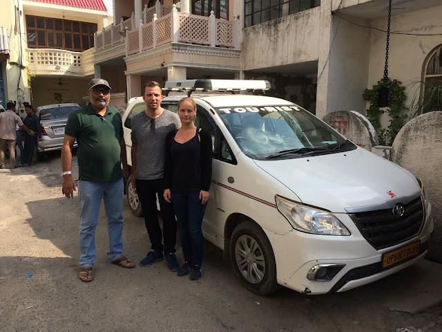 Delhi to Agra Trip