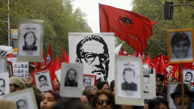 Víctimas logran desclasificar archivos de dictadura de Pinochet