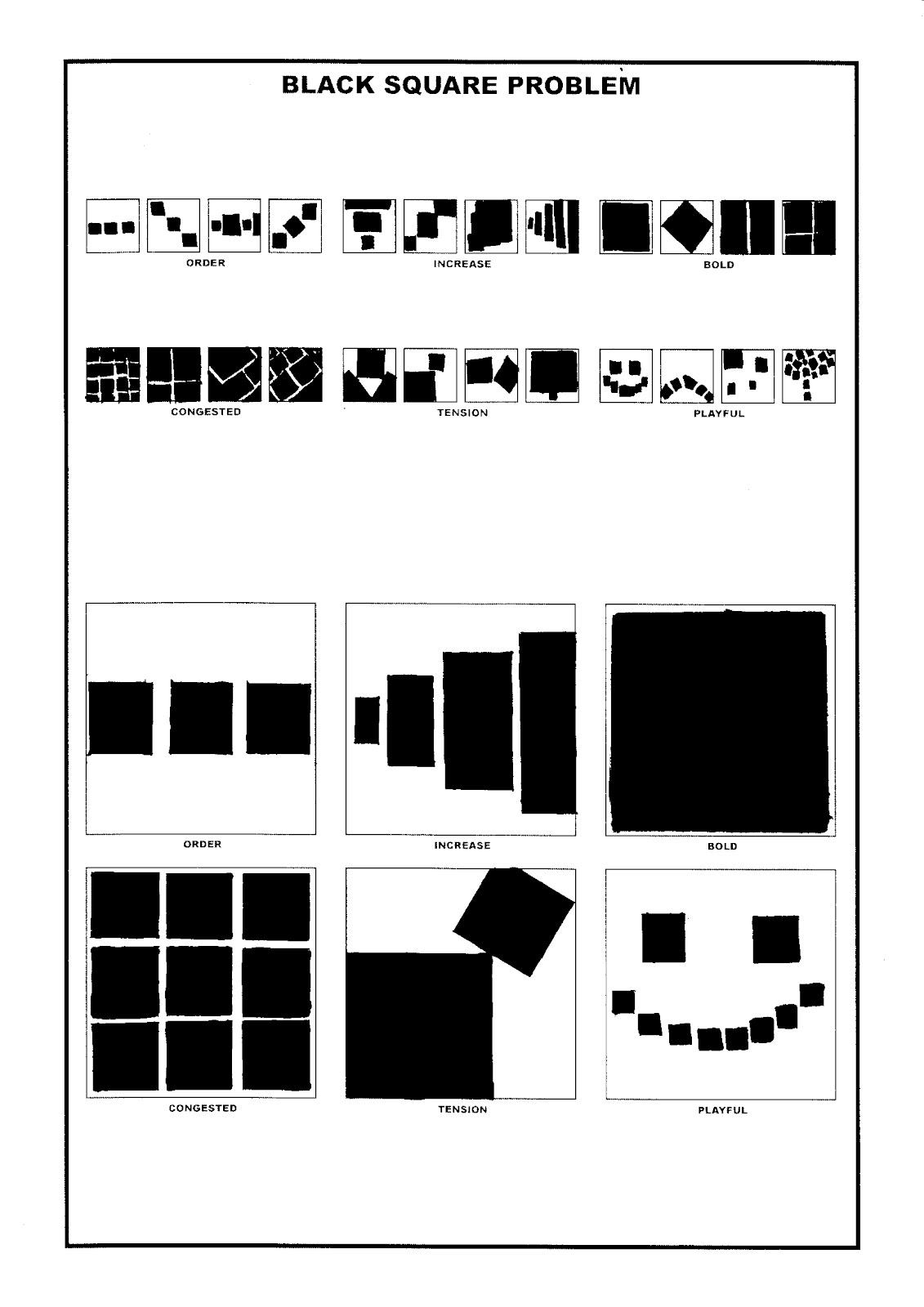 Ashton's Graphics: Black Squares