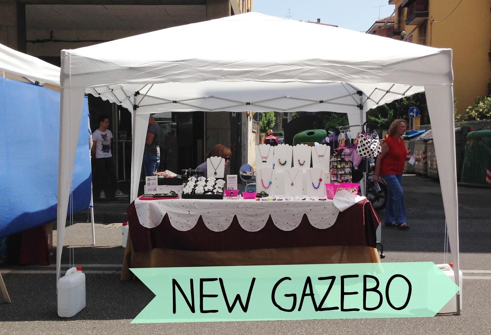 Allestimento Gazebo Matrimonio all' Aperto | Floral Eventi