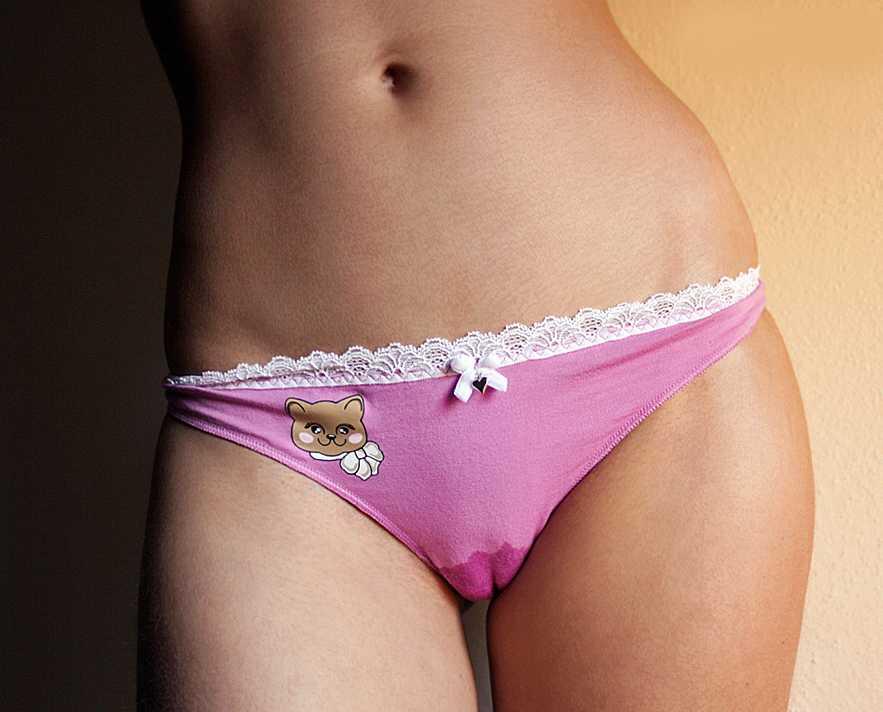 Teen Panty Cameltoe